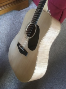 Solid Sitka Spruce Top