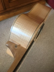 Maple Body Bindings